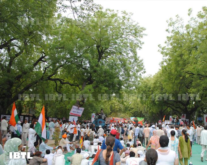 Mera ho man swadeshi mera ho tan swadeshi : Jantar Mantar 03 June 2012
