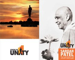 World's highest Statue of Sardar Vallabhbhai Patel, Gujarat