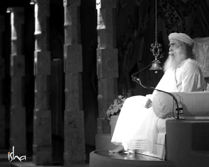 Sadhguru, a yogi and profound mystic of our times