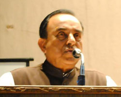 ACACI First Public Meet : Dr Swamy and Baba Ramdev