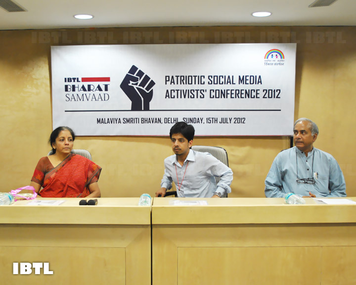 The full Panel in Session - III : IBTL Bharat Samvaad