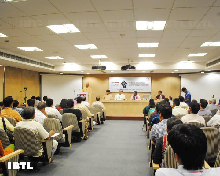 Spirituality, Culture & Distorted Indian History : IBTL Bharat Samvaad