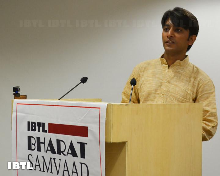 Opening Speech by Abhinav Ji : IBTL Bharat Samvaad