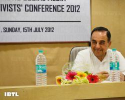 Dr @Swamy39 Smile : IBTL Bharat Samvaad