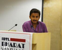 Session starts : IBTL Bharat Samvaad