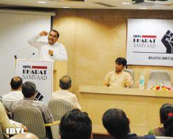 Shri Maheish Girri Ji mesmerising the audience : IBTL Bharat Samvaad