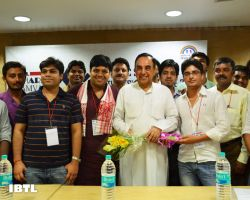 Dr @Swamy39 and Friends - II : IBTL Bharat Samvaad
