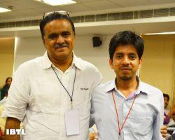 A S Raghunath and Sumeet Joshi : IBTL Bharat Samvaad