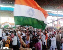 Day 02 : 03:00 PM Live Andolankari at Nirnayaka Andolan, Ramlila Maidan, Delhi