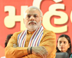 Narendra Modi speaks at Swami Vivekananda Woman Chess Meet at Gandhinagar
