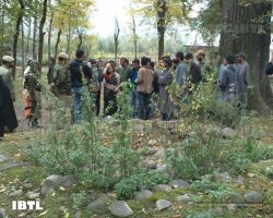 Kashmiri Pandits and facebook warriors at Mata Katyayani Temple, Kulgam