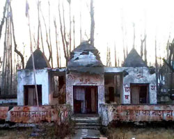 Ancient Katyayani Temple in Kashmir re-opens after 22 years