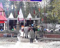 Mata Katyayani Temple in Kashmir restored and re-opened after 22 years