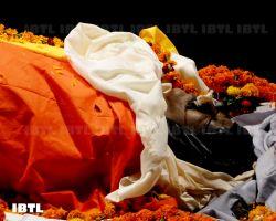 Shaheed Bhai Rajiv Dixit's face