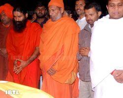 Bharat Swabhiman Parivaar, Baba Ramdev, Acharya Balkrishna