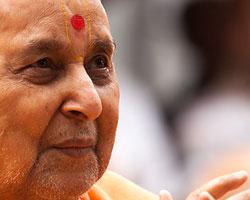 HH Pramukh Swami Maharaj : BAPS Swaminarayan Sanstha