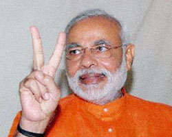 Narendra Modi and The Gujarat Elections 2012