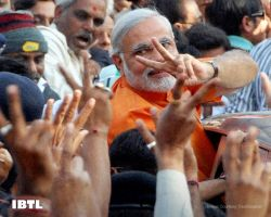 V for Vikaas for 06 Crore Gujarati People
