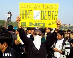 Law for Rapist, Hang till Death or else No Vote
