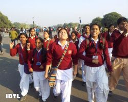 School Girls demanding protection and justice : Uprising of New Generation