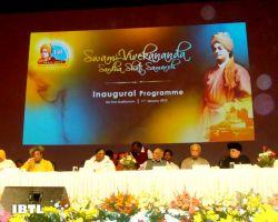 Swami Vivekananda Innaugral programme