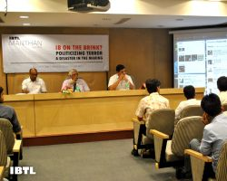 Gen Bakshi and RSN Singh interacted with Social Media Activists II