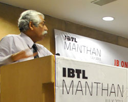 IBTL Manthan July 2013,