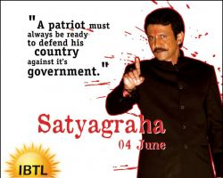 Satyagraha Against Corruption