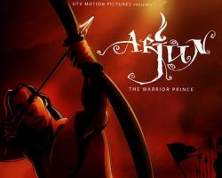 Arjun the warrior prince animated action film : UTV Motion Pictures