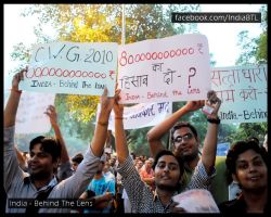 We are against Corruption : FIR against CWG Games