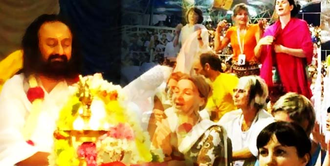 Navratri, The Sri Sri connection, Sri Sri Ravi Shankar, Rahul Riji Nair, Save My Ten Foundation, Active volunteer, The Art of Living Foundation, Navratri Yagnashalas, navratri stories, art of living navratri celebrations, navratri live