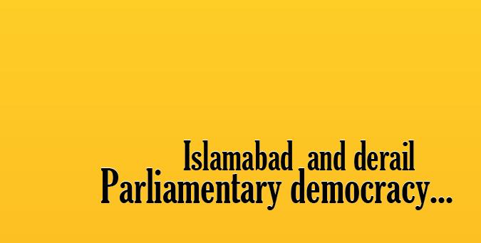 Imraan Khan, Pakistan, Tarak Fateh, Najam Sethi, Military Judiciary