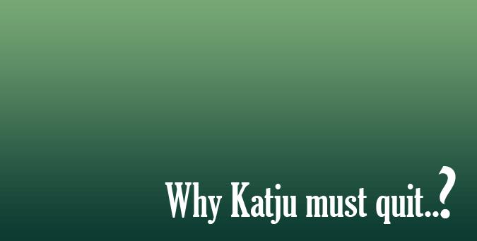 Katju unmitigated hatred, Narendra Modi,  Jaitley katju modi, katju congressman
