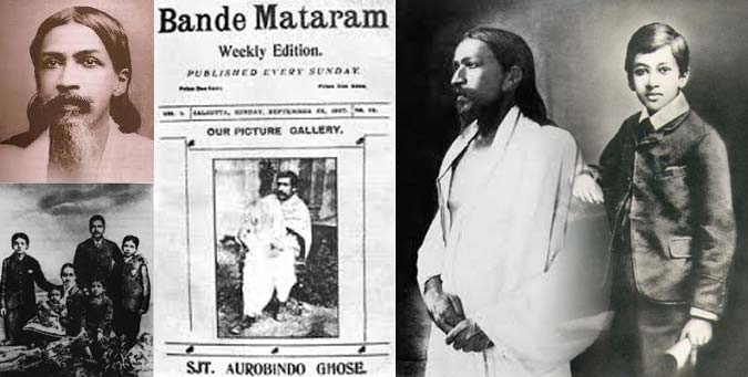 Nationalist, Spiritualist, Sri Aurobindo