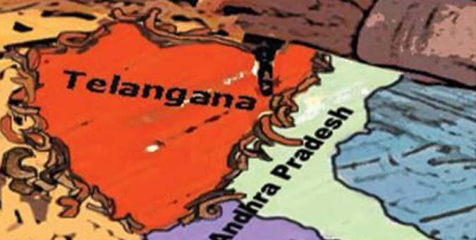 Telangana, Seemandhra, hyderabad, trs, bjp andhra