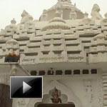 Elegant Temple,  Lord Jagannath, Hauz Khas, South Delhi, rath yatra, IBTL