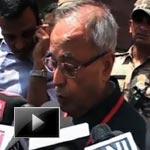 Pranab Mukherjee, Inflation, rbi, Union Finance minister