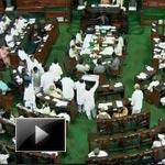 Congress, mps, Suspend, Telangana, Lok Sabha, Telangana