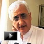Salman Khurshid, Congress, defeat, Uttar Pradesh, A. K. Antony, Jagdambika pal, Rahul Gandh