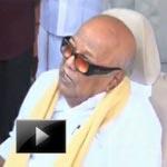 dmk, M. Karunanidhi, Pranab Mukherjee, Presidential candidate