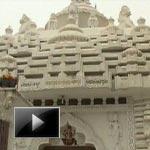 Jagannath temple, Balabhadra and goddess subhadra