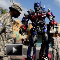 Transformers, ride, Lands, Universal, studios, news, video, ibtl