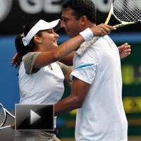 India, World, Sports Event, New Delhi, match, olympics, Sania Mirza, Mixed doubles, Mahesh Bhupathi,ibtl, news, video
