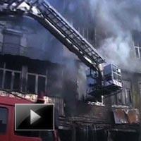 fire, Transport godowns, Fire tenders, New Delhi, ibtl, news, videos