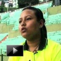 Nim diki bhutia, Sudeshna lama, Women soccer referees, news, ibtl, videos, Sikkim