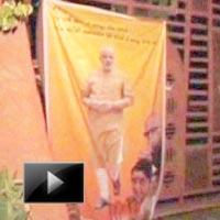 BJP, Posters, Sanjay joshi, narendra modi, Hoardings, news, ibtl, videos