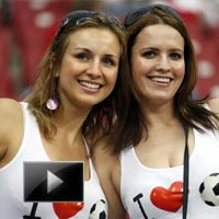 euro, 2012, Prematch, atmosphere, Portugalczech, republic, news, videos, ibtl