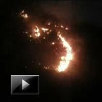 India, World, Major fires, Mata Vaishno Devi, Trikuta hills, Spread over, Reached near mid, news, videos, ibtl