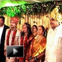 BJP, Nitin Gadkari, Sarang gadkari, marriage, Dr mohan bhagwat, Bhaiyaji joshi, news, videos, ibtl