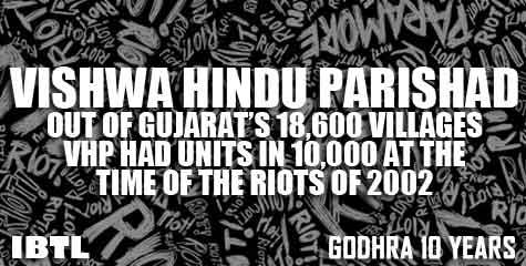 Godhra, Garvi Gujarat, rediif news, vhp, bajrang dal, Vishwa Hindu Parishad, gujarat riots, ibtl godhra, RSS, Mohan Bhagwat,